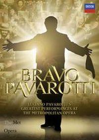 Cover Luciano Pavarotti - Bravo Pavarotti [DVD]